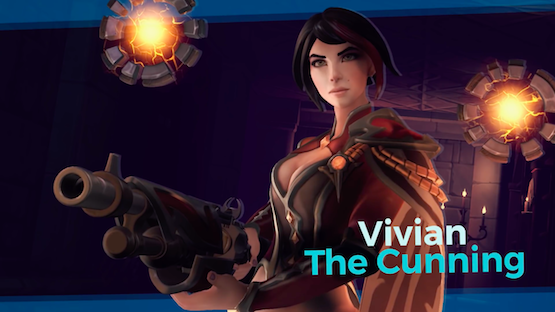 Paladins update 1.41 patch notes