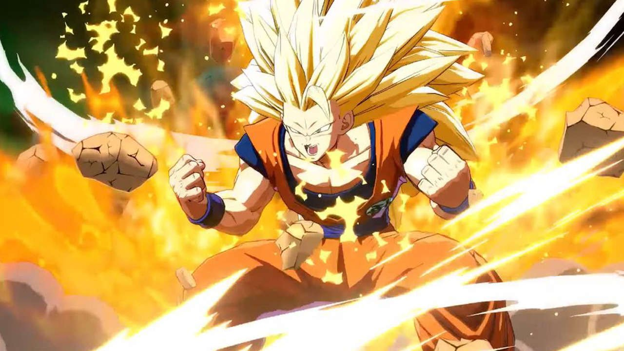 Dragon ball fighterz new character shown in french trailer - Dragon ball z image ...