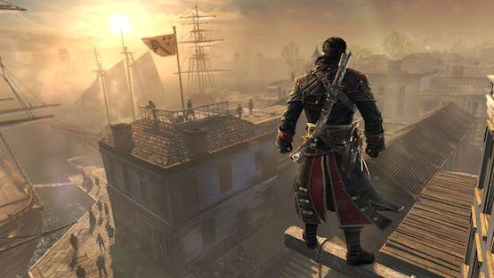Assassin's Creed: Rogue HD Listed by Italian Retailers