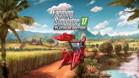 Farming Simulator 17 Platinum Edition Launch Trailer