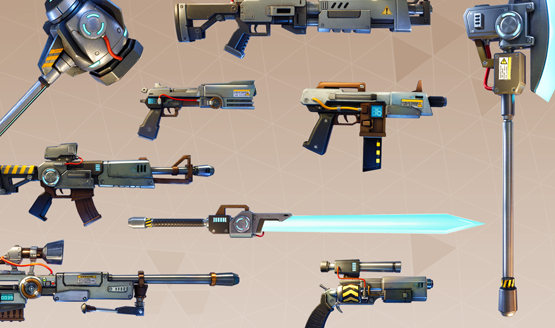 Fortnite Update 1 9 1 Patch Notes New Weapons
