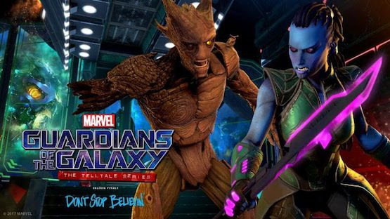 Telltale's Guardians of the Galaxy Ends Next Week