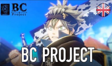 Black Clover PS4 - Project Knights