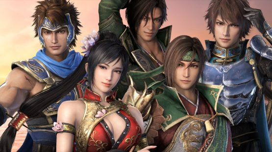 Dynasty Warriors 9 returning characters - final batch