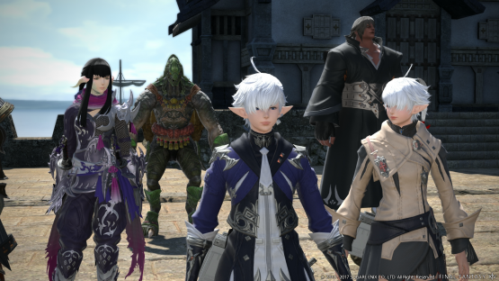 final fantasy xiv patch 4.2 screenshots