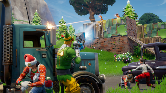 Fortnite update 1.11 patch notes