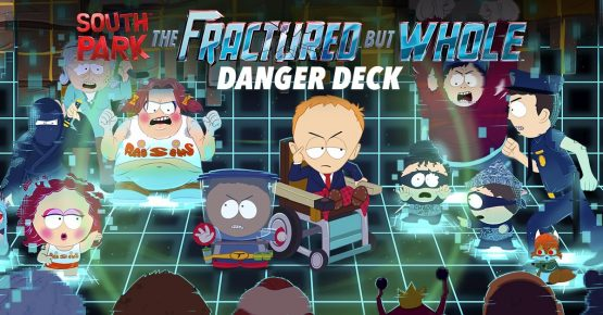 the fractured but whole danger deck