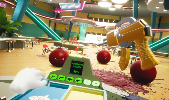 Shooty fruity review