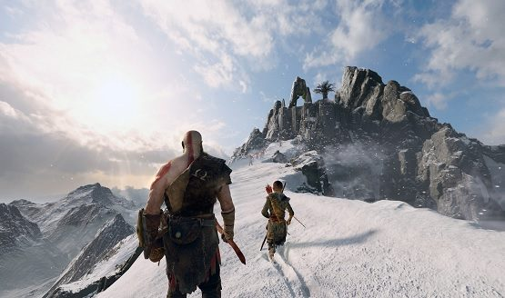Devs Pick God of War PS4 as their Most Anticipated Game