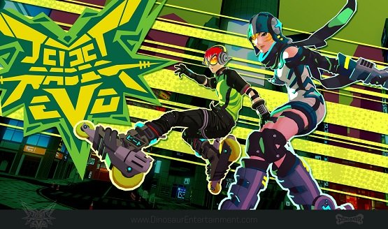 Developer Reveals Jet Set Radio Visual Proof of Concept Recently Rejected By SEGA