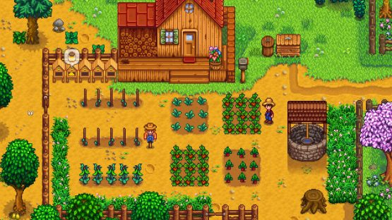 Stardew Valley is coming to PlayStation Vita next year