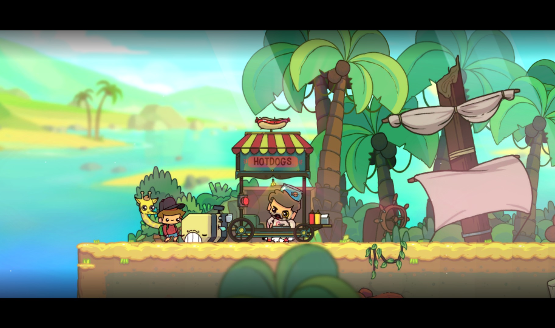 the adventure pals preview