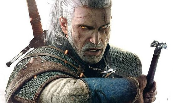 The Witcher's Geralt is probably going to pop up in Soulcalibur VI