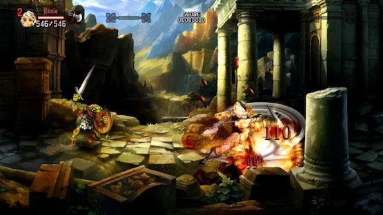 Dragons Crown Pro characters