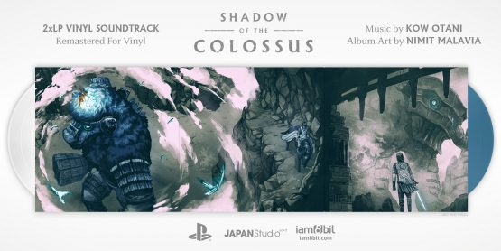 shadow of the colossus vinyl