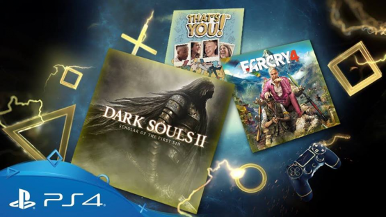 February 2018 PlayStation plus free games