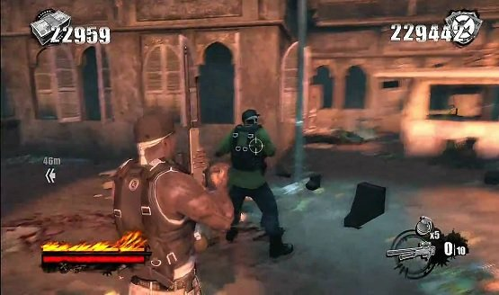 50 Cent: Blood on the Sand - GameSpot