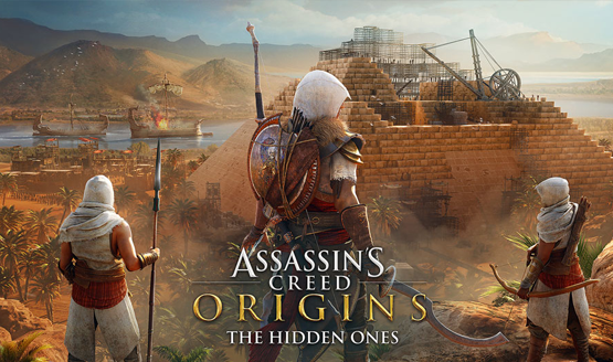 First Major Assassin's Creed Origins DLC, 'The Hidden Ones', Confirmed for January