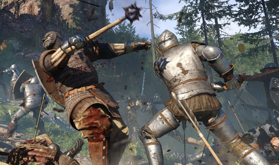 Kingdom Come Deliverance launch trailer