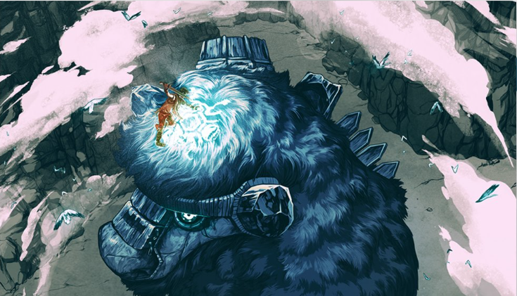 Iam8bit Partners With Sony For Shadow Of The Colossus Vinyl