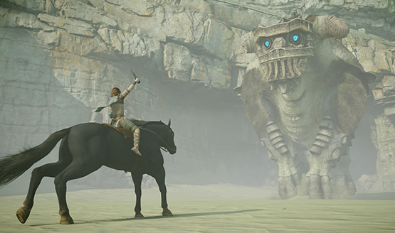 Watch The Shadow Of Colossus Story Trailer