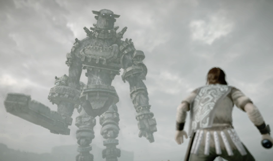 Shadow of the colossus ps4 remake photo mode