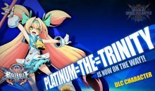 BlazBlue Cross Tag Battle Platinum The Trinity