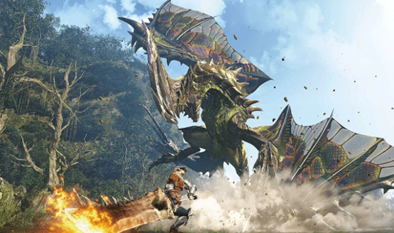 The Argument Against Health Bars: Why It Makes You A Better Monster Hunter