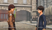 Attack on Titan 2 Eren and Levi Trailer