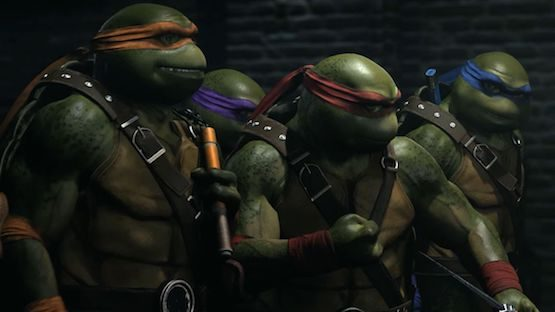 Teenage Mutant Ninja Turtles Injustice 2 gameplay trailer released