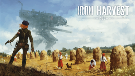 iron harvest ps4