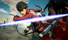 Attack on Titan 2 giveaway