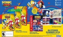 Sonic Mania Plus Announced, Retail Release Adds Characters