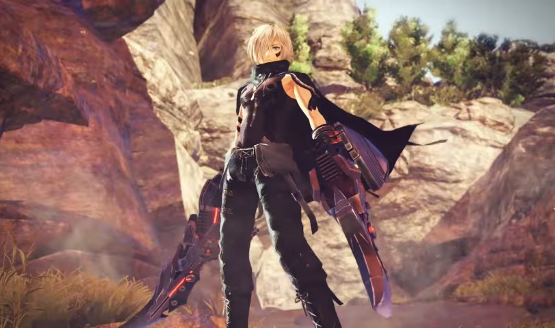 God Eater 3 Biting Edge