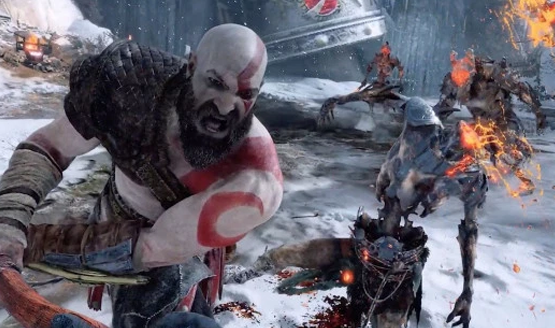 God of War Photo Mode Confirmed for PS4