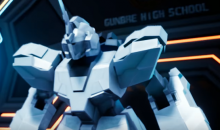 New Gundam Breaker gameplay trailer - Unicorn Gundam