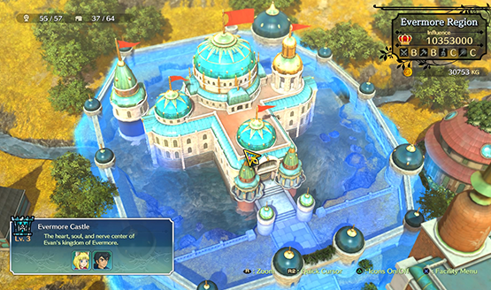 Making the Most of Evermore – Ni no Kuni II Kingdom Building Guide