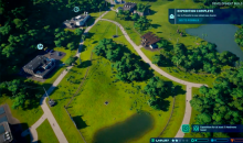 Watch Over 20 Minutes of Jurassic World Evolution Gameplay