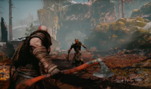 Learn About the God of War Leviathan Axe