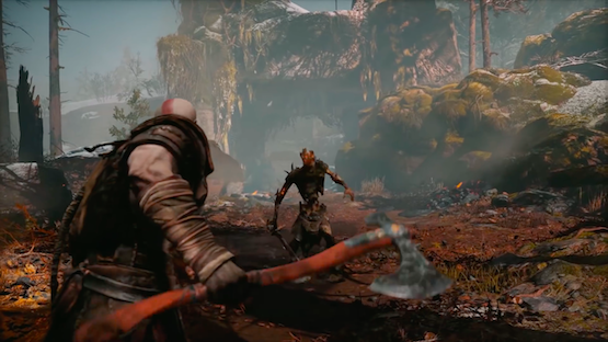 Learn About the God of War Leviathan Ax