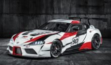 Toyota GR Supra Racing Concept Coming to Gran Turismo Sport