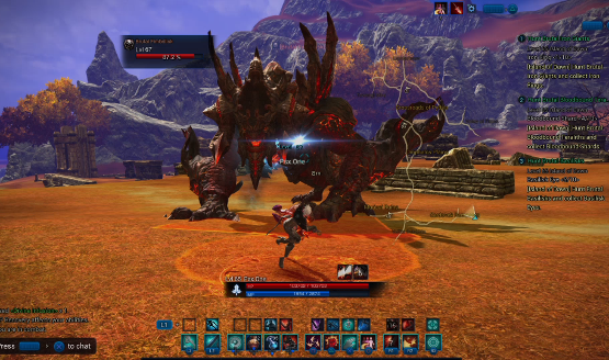 finest selection ead6f 7fbcb Action MMO TERA Launches Next Week on PS4