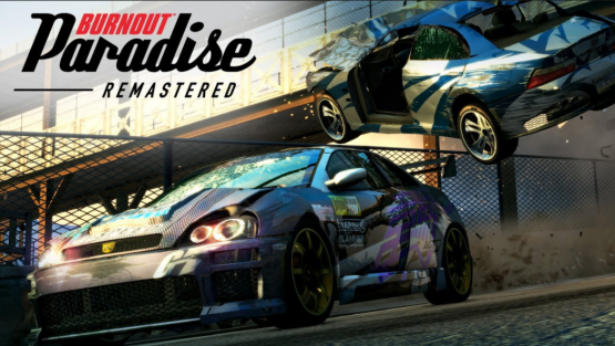 burnout paradise remastered patch notes cover art