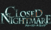 Closed Nightmare teaser trailer logo