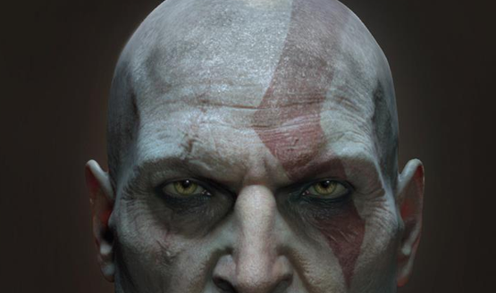 Clean Shaven Kratos Makes God Of War Weird