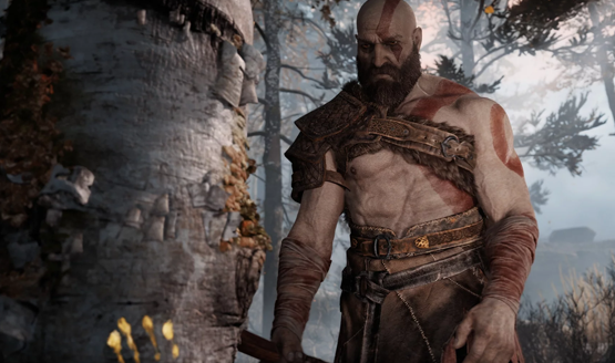 Cory Barlog Has Five More God of War Games Mapped Out in His Head