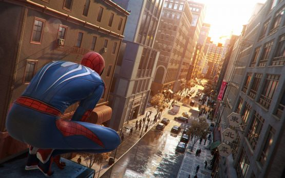 These Spider-Man Screenshots and Concept Art are Truly Breathtaking