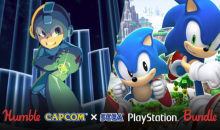 Capcom Sega Humble Bundle