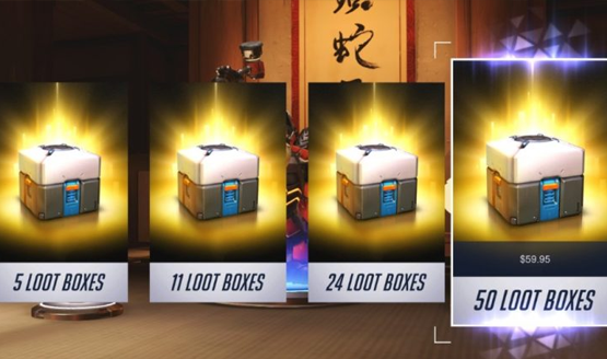 loot boxes illegal