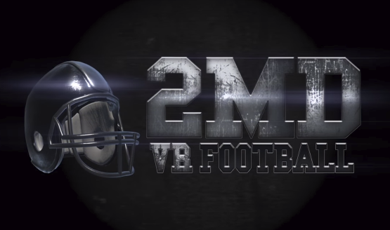 2MD VR Football release date